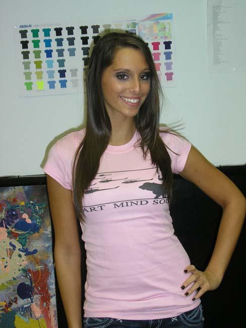 girls shirt portland