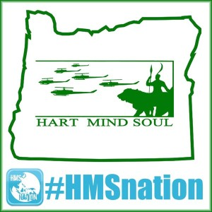 oregon screen printing HMS