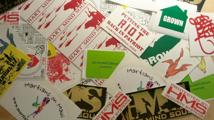 best stickers portland pdx