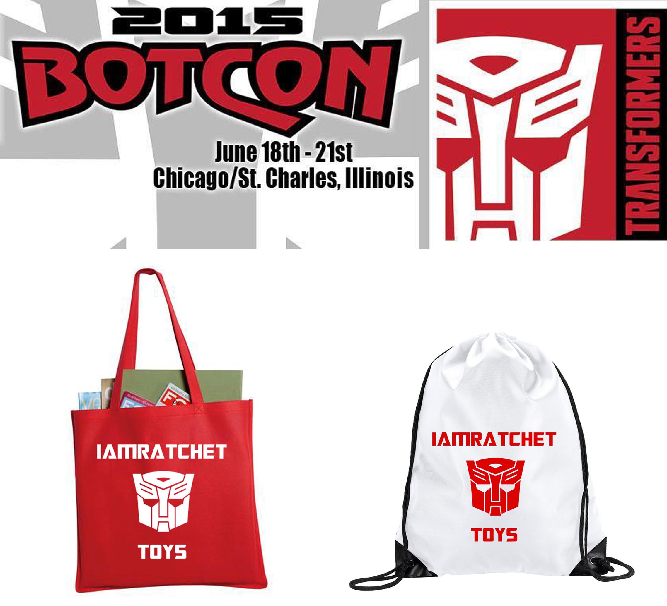 botcon chicago 2015