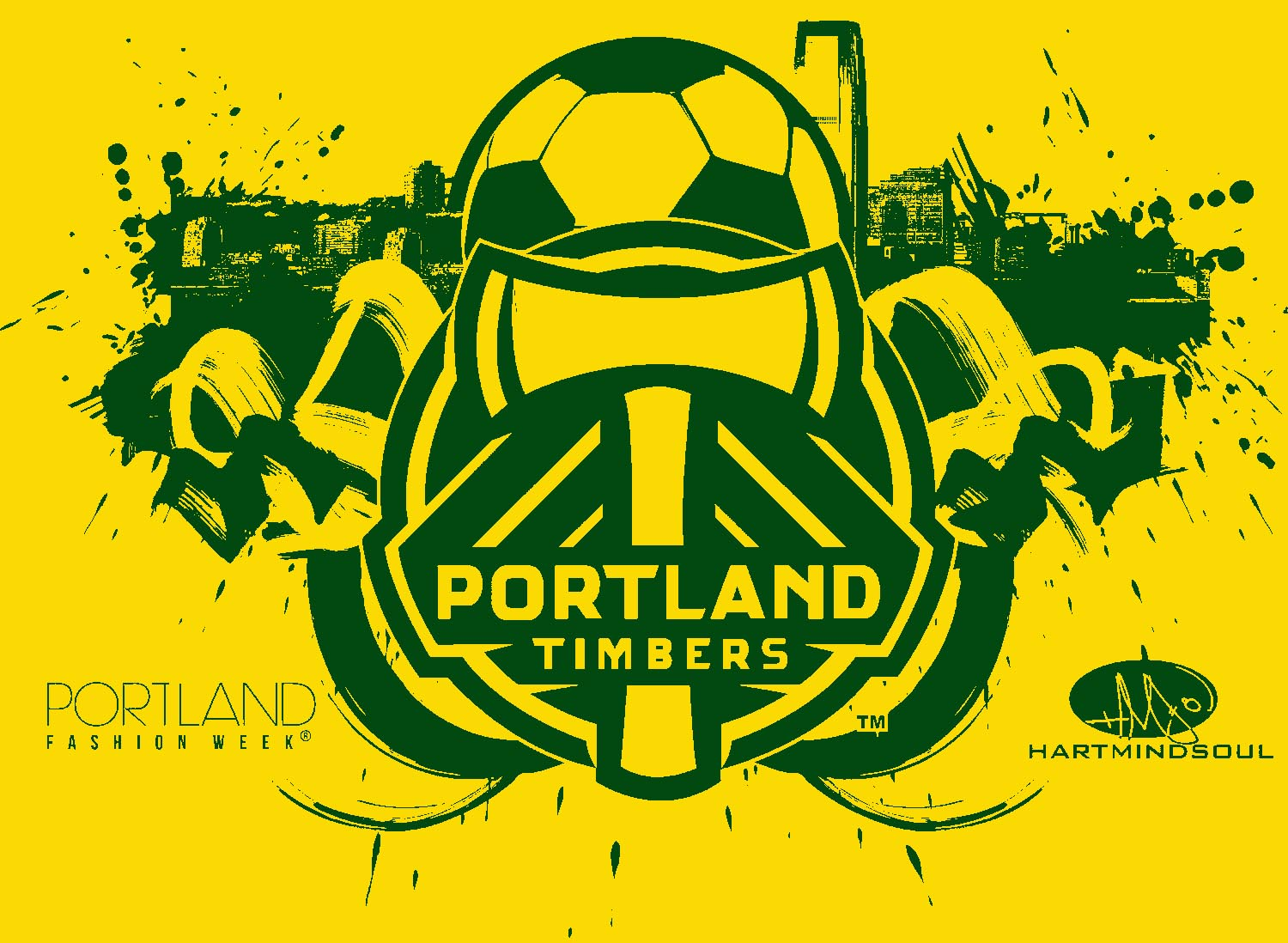 Portland timbers fashion