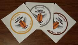 portland best foil stickers