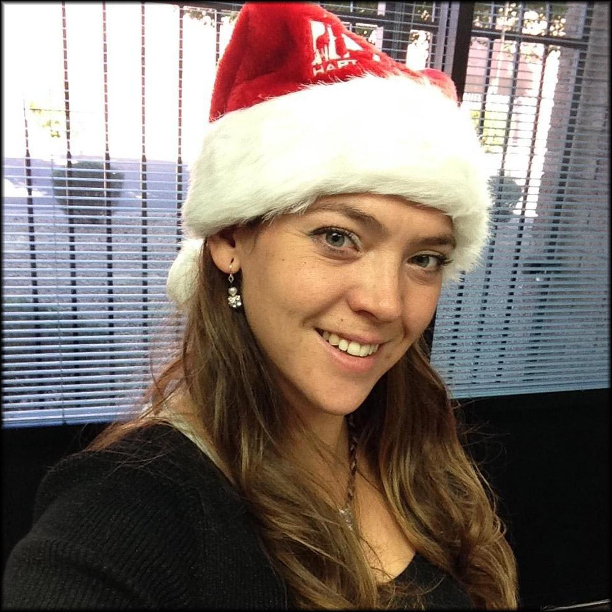 santa hats portland custom HMS