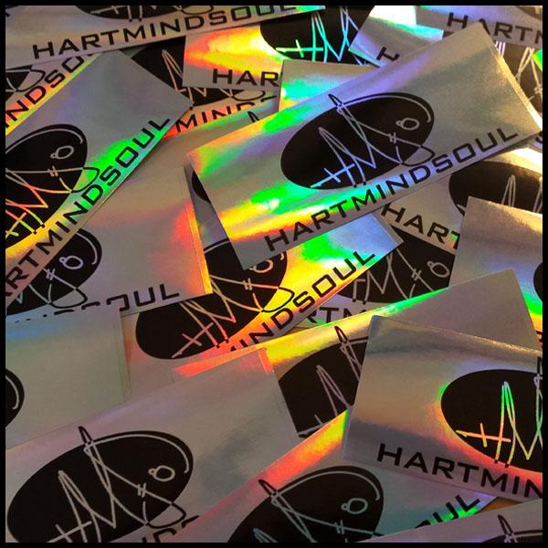 best foil stickers portland