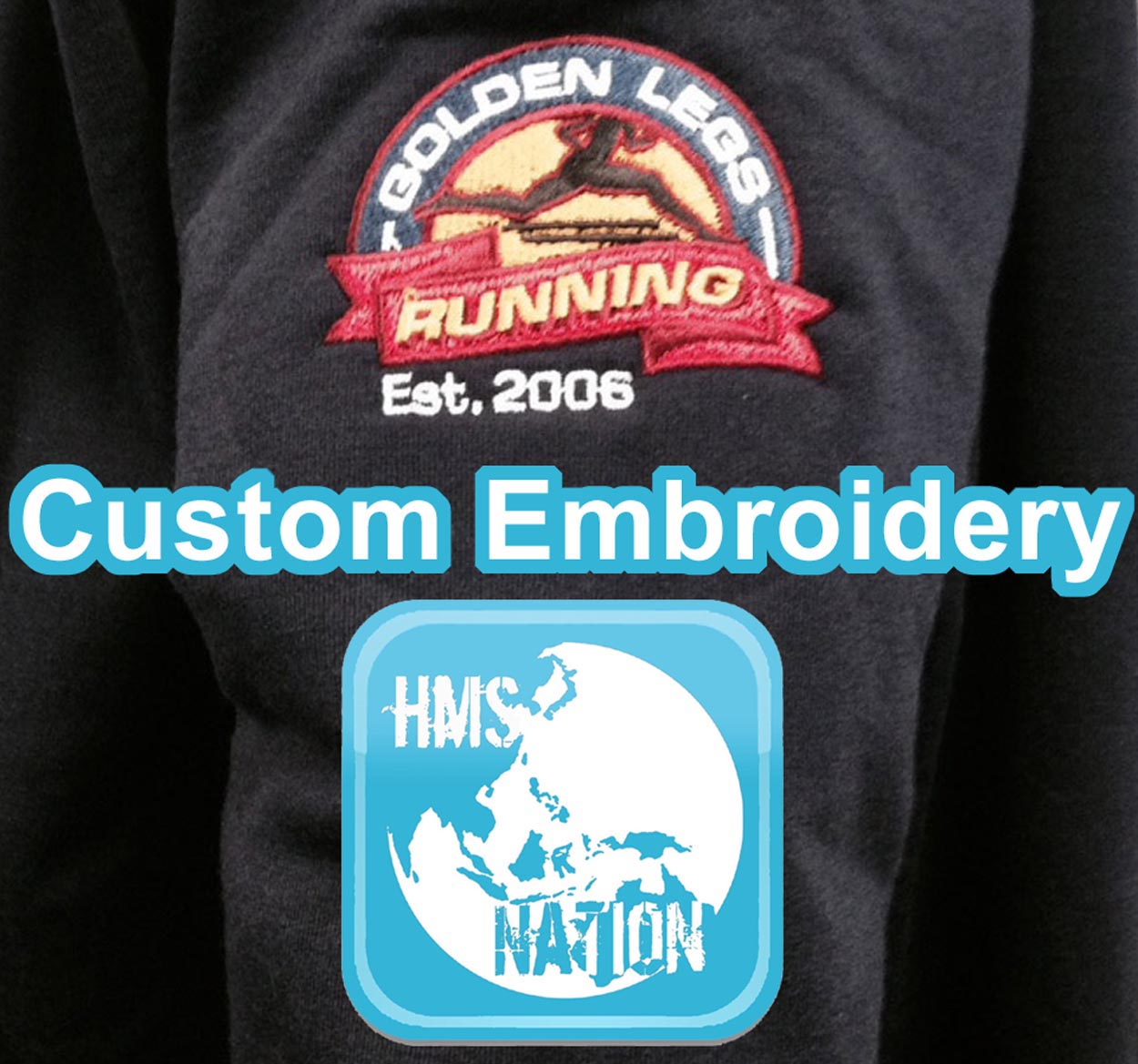 portland embroidery services
