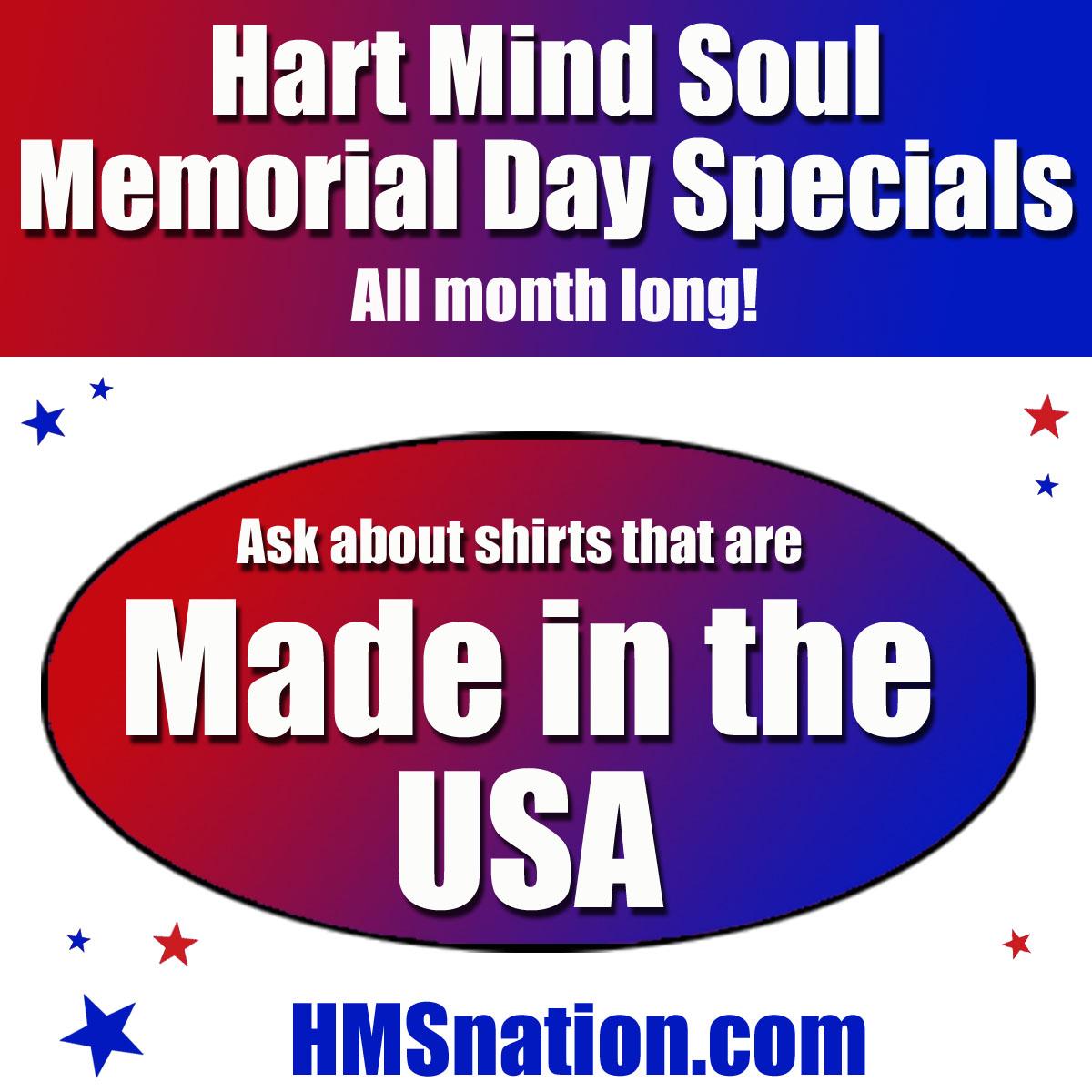 Memorial Day Printing Specials Portland