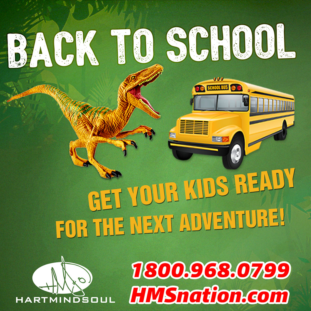 HMS back to school Portland