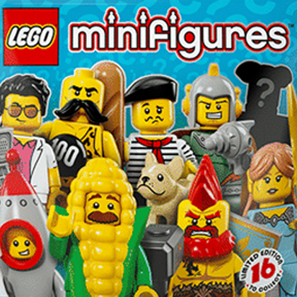 Minifigure Monday