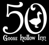 Goose hollow inn 50 screen printing
