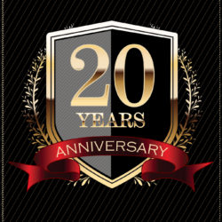 20 year anniversary celebration