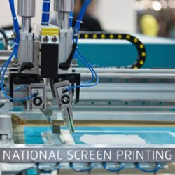 HMS national screen printing