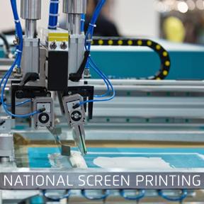 HMS national screen printing