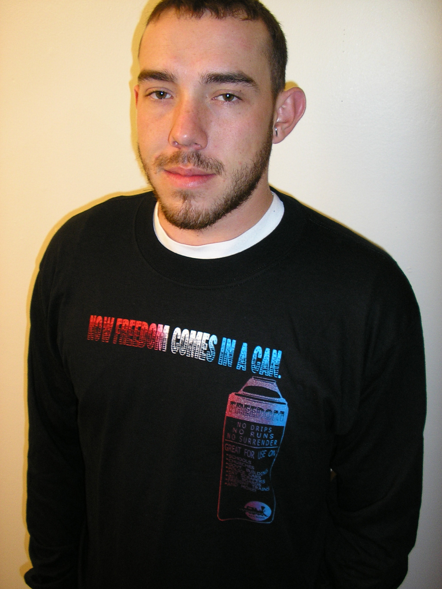Black long sleeve shirts Portland