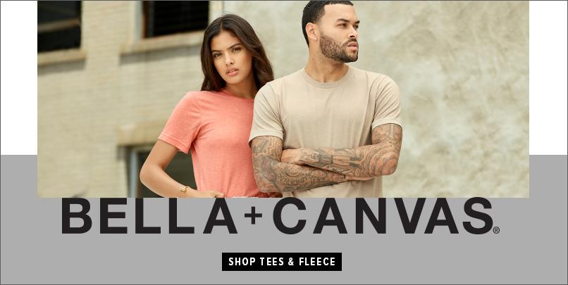 buy bella canvas shirts near me